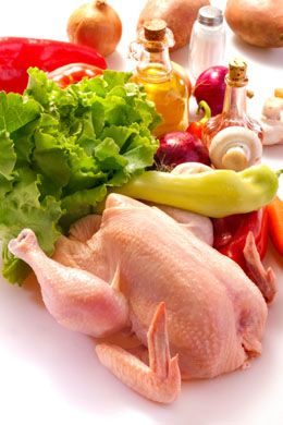High Acid Foods to Avoid