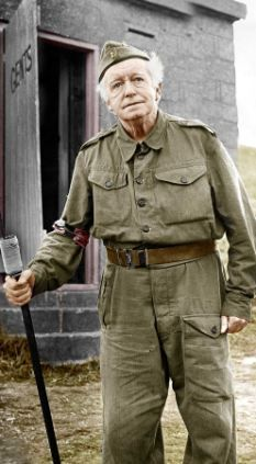 Why I hate Private Godfrey: Actor Arnold Ridley's son on how Dad's Army belittled his father's awesome heroism