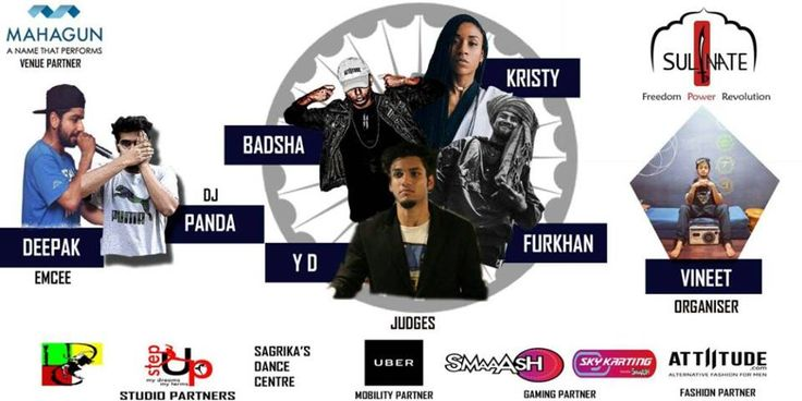 All dancers high alert! Fashion partner Attiitude.com gives you Sultanate 17 a street dance event promoting dance forms like popping, krump, bboying, locking, hip hop freestyle. The event will be judged by Indian krump festival Volume. 5 champion Ibrahim KidWave BaDsha aka Kid Wave, Kristy from Russia and Furkhan from New Delhi. If dance is your Attiitude, then you dare miss it. #freedom #power #revolution #sultanate17 #Myattiitude