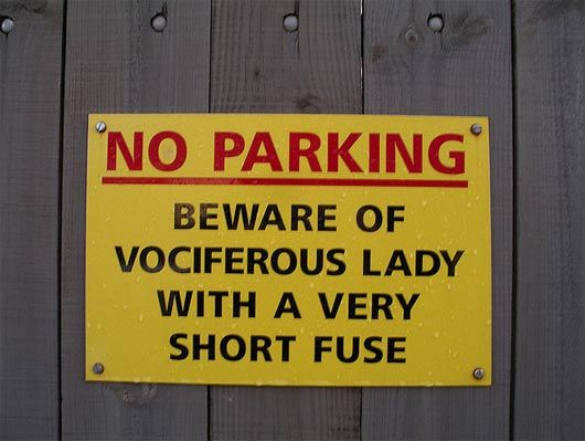 32 Best Funny Parking Signs Images On Pinterest Funny
