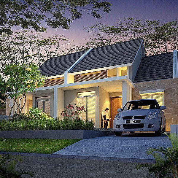 Desain Rumah Cantik Seorang Arsitek Rumah Minimalis