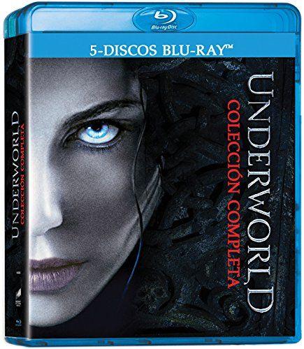 Underworld: Colección Completa (5 Películas) [Blu-ray] #Underworld: #Colección #Completa #Películas) #[Blu #ray]