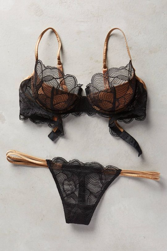 For the Love of Lingerie