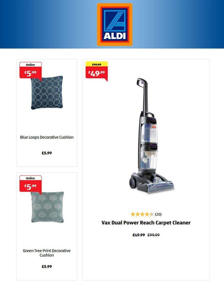 Aldi Vax Carpet Cleaner 2016 Carpet Vidalondon