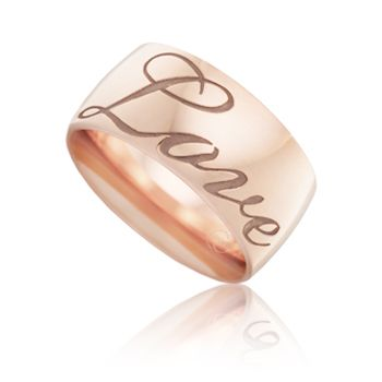 HR4038 #PeterWBeck #Australianmade #Australia #WeddingRing #Wedding #Ring #PinkGold #RoseGold #Gold