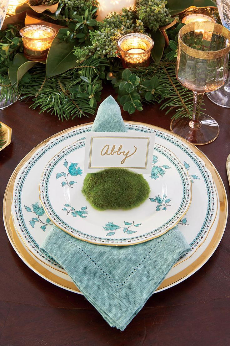 """The Place Setting 