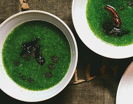 A Southern Indian soup: @abrowntable shares his rendition of rasam