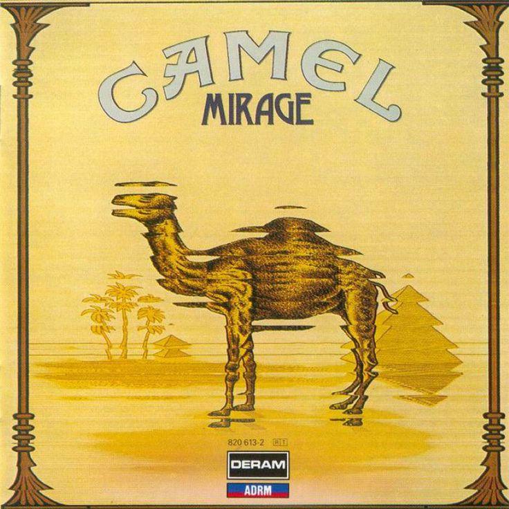 """Empezar el lunes escuchando el album """"Mirage"""" de Camel es sintoma de una buena semana (y del mes tambien). http://tinysong.com/p/4xX7a"""