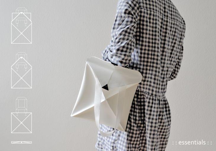 Сумка-оригами / http://secondstreet.ru/blog/peredelka_sumok/sumka-origami.html