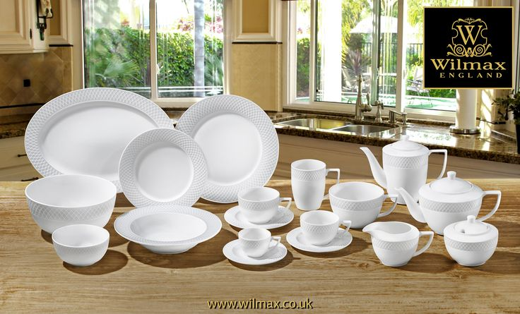 NEW COLLECTION FROM WILMAX WILMAX presents a new collection of tableware called JULIA
