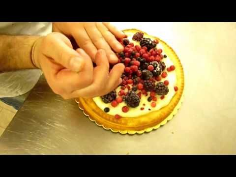 Festa della Mamma - Dolce Torta Pasta Frolla e Frutti di Bosco