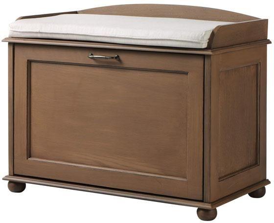 Hidden Storage Shoe Bench - Benches - Entryway - Furniture ...