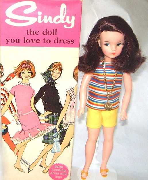 Sindy Doll Collectors Web Page - Pedigree Specialist