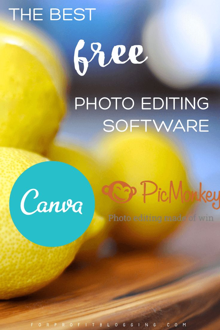 Your blog posts need images, and they need to be lovely, but they don't have to be expensive. Read about the best free photo editing software available.