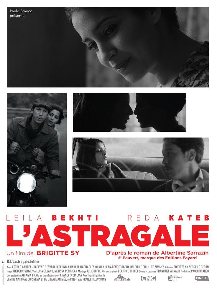 L'Astragale est un film de Brigitte Sy avec Leïla Bekhti, Reda Kateb. Synopsis : Une nuit d'avril 1957. Albertine, 19 ans, saute du mur de la prison où elle purge une peine pour hold-up. Dans sa chute, elle se brise l'os du pied :