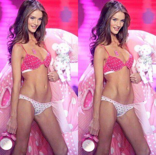 Image via We Heart It #beautiful #beauty #body #bombshell #double #exercise #fashionshow #goals #gorgeous #hair #lingerie #model #motivation #pretty #rosiehuntingtonwhiteley #Victoria'sSecret #vs #workout
