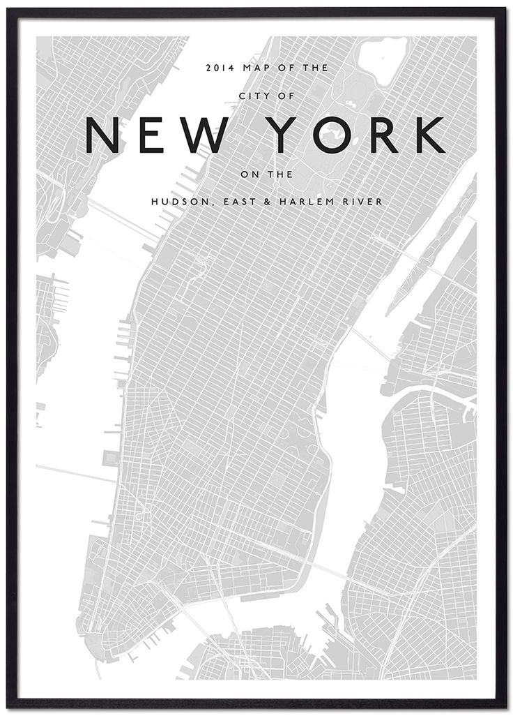 modern new york map en 2019 cb decor new york city map. Black Bedroom Furniture Sets. Home Design Ideas