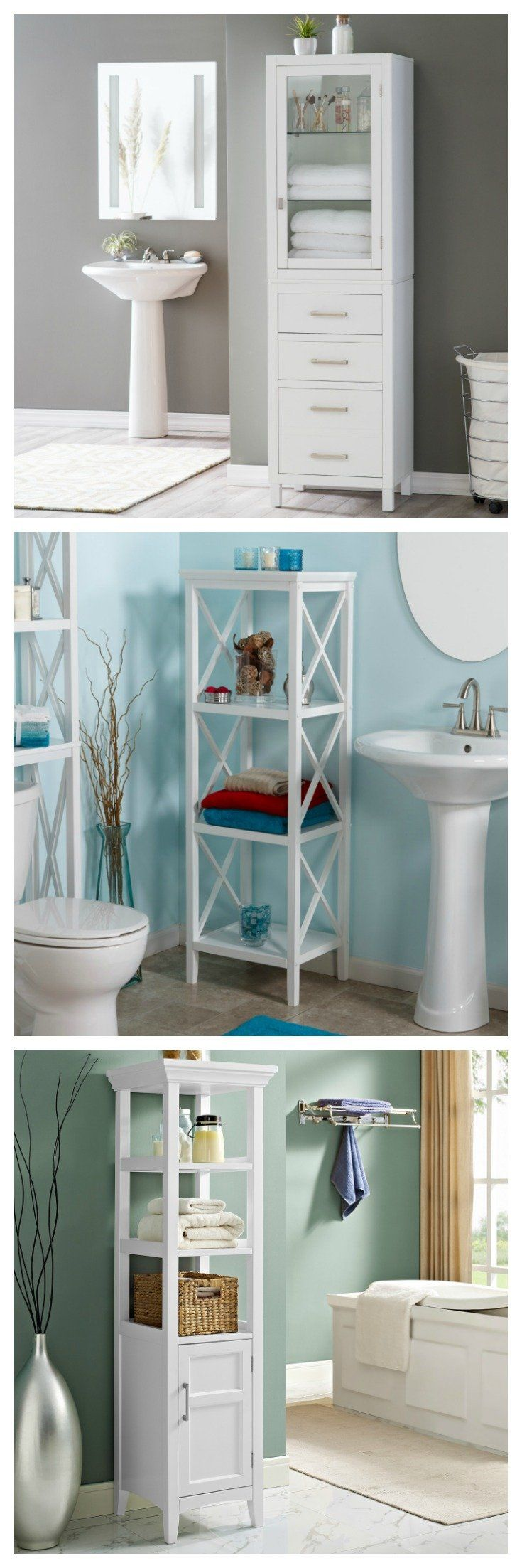 231 best Bliss-out Your Bathroom images on Pinterest   Bathroom ...