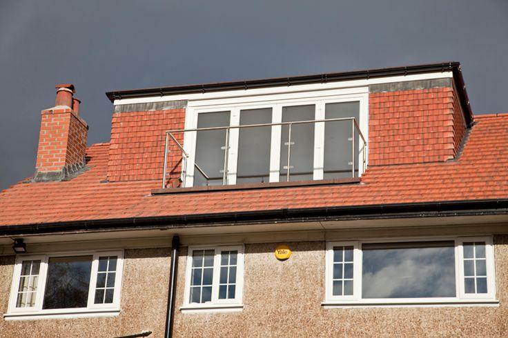 Dormer roof 25 pinterest for Prefab eyebrow dormer