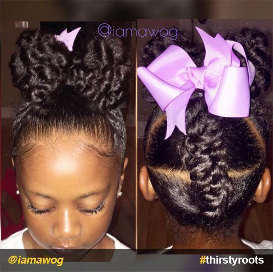 From pony puffs to decked out cornrow designs to braided styles, natural hairstyles for little girls can be the cutest added bonus to their precious little face Tap the link now to find the hottest products for Better Beauty!