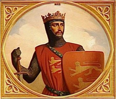 Robert Curthose, Duke of Normandy - one of the leaders of The First Crusade.