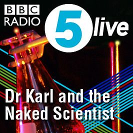 Dr Karl and the Naked Scientist BBC Podcasts