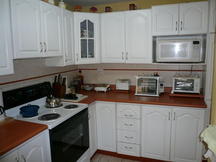 muebles de cocina blancos - Buscar con Google