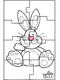 Resultado de imagem para coelho da páscoa para colorir