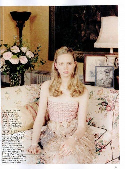 Vogue & Bay Garnett | Laura Lee Press