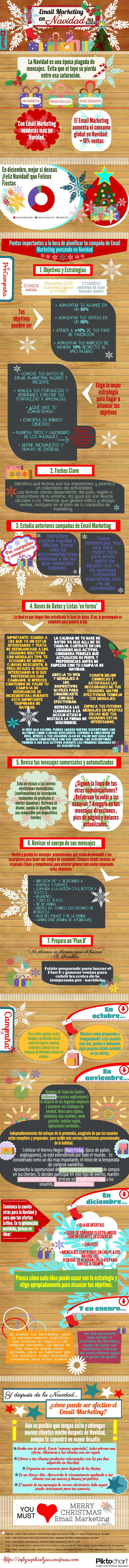 Cómo hacer email marketing en Navidad #emailmarketing