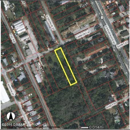 Hot Property Alert: Commercial land for sale in Daytona Beach! Call or text Robert Martin at 386-898-0700 for more information. #commercialrealestate #daytonabeach #forsale