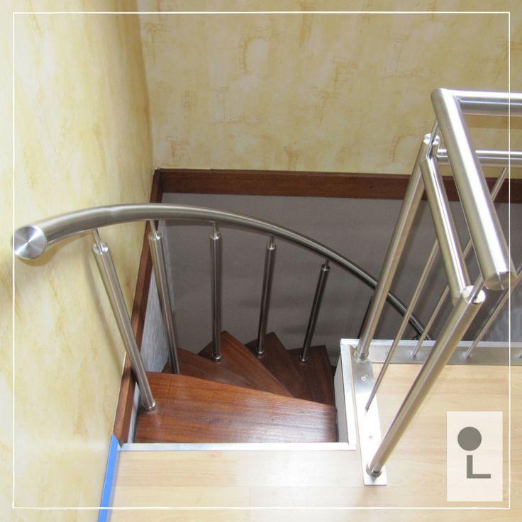 31 beste afbeeldingen van spil balustrades en trapleuningen - Balustrade trap ...