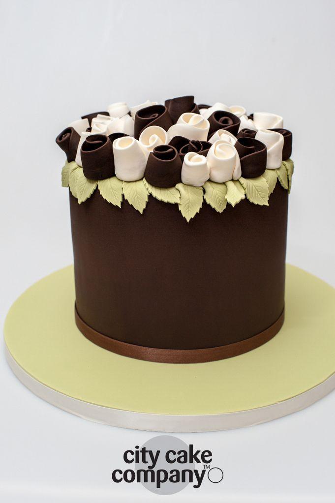 Birthday cake designed and created by City Cake Company, Mt Eden, Auckland NZ, www.citycake.co.nz
