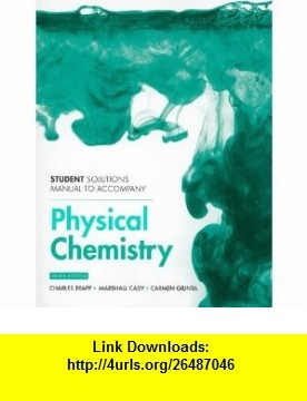 11 best books cheap images on pinterest pdf tutorials and books student solutions manual for physical chemistry 9781429231282 peter atkins julio depaula isbn fandeluxe Images