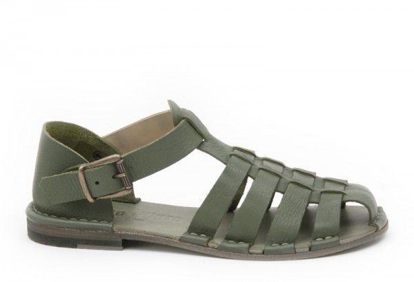 PUNTO PIGRO Sandalen SAN18 MILITARY grün | Sandalen und Schuhe