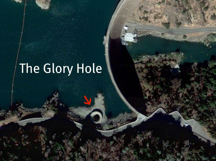Glory holes in ocean county