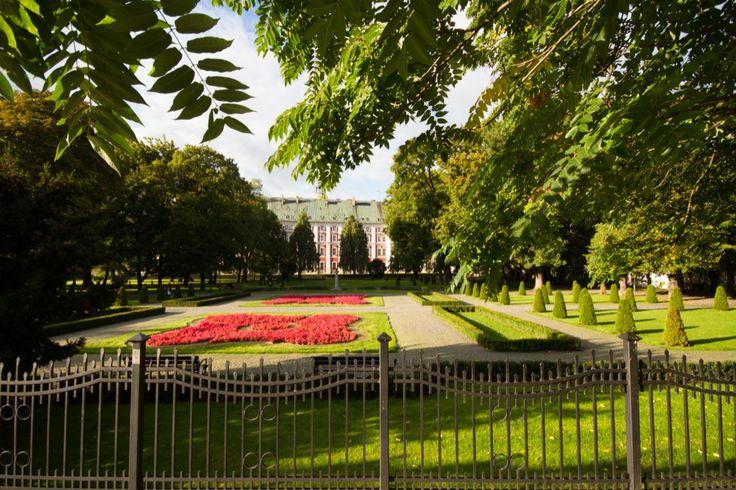 Poznan Poland, Park Chopina [fot. Poznan Film Commission]