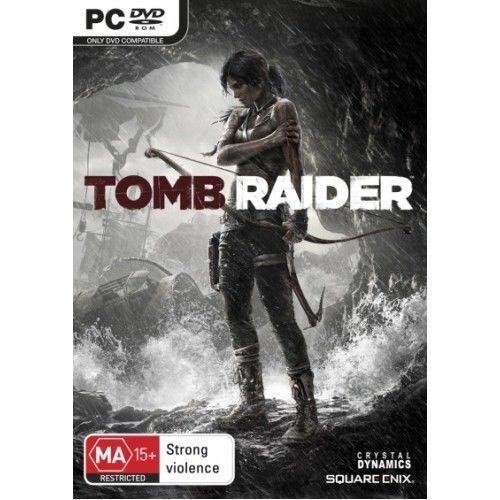 Tomb Raider VERSIONE DIGITALE PC