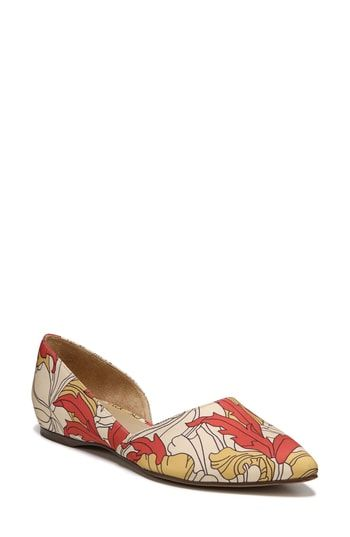 080afffc713 Best places to buy Naturalizer Samantha Half d Orsay Flat (Women ...