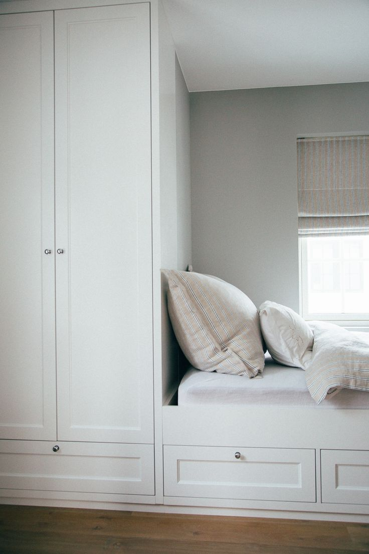 Customized Bed and Closet by CK&I www.cki.no