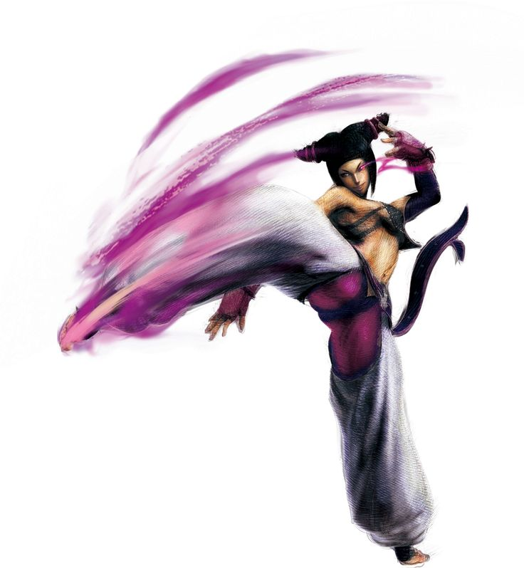 Juri - Street Fighter