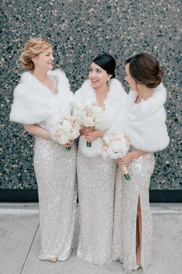 2015 Most Memorable: Bridesmaids (Southern Weddings Magazine)