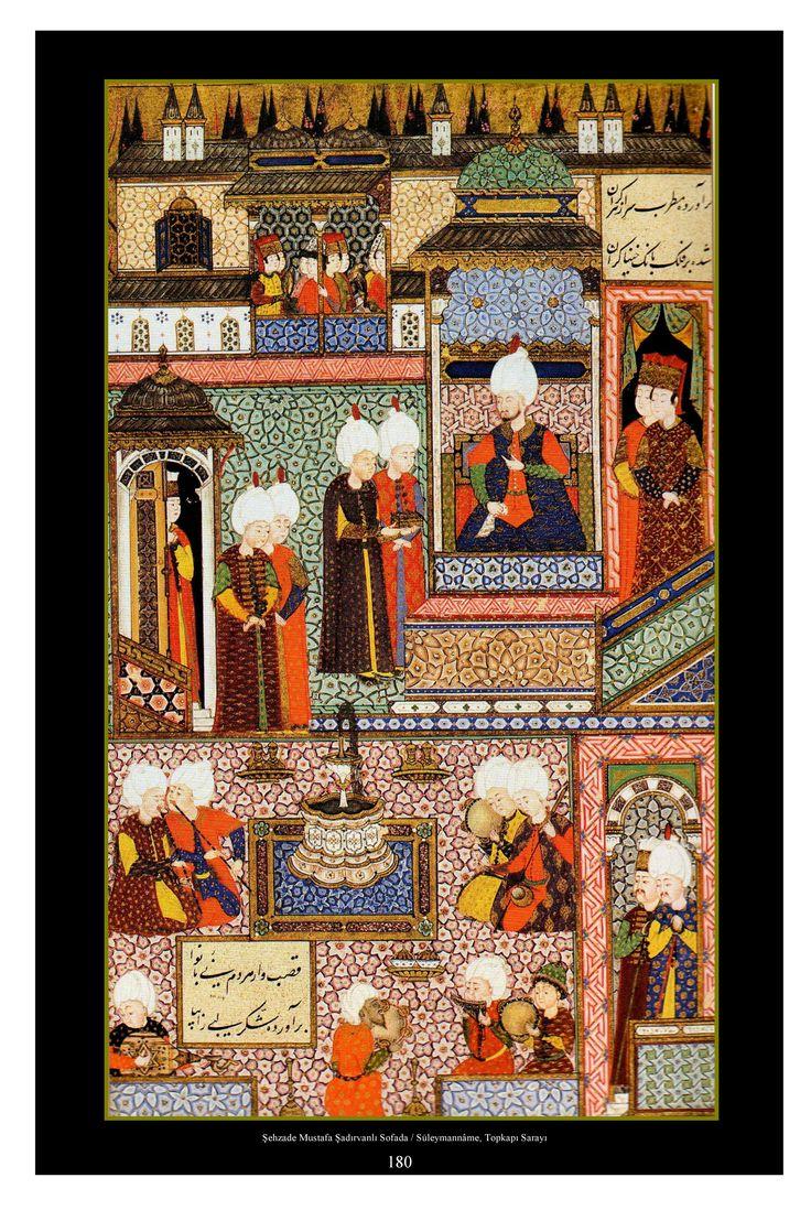 Hüseyin Menç/ Tarih İçinde Amasya / Kanuni Sultan Süleyman ve Şehzade Mustafa