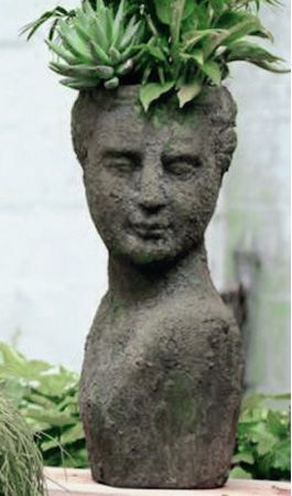 17 Best Images About Head Planters Available On Pinterest