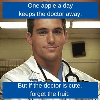 #Joke: Peter called his doctor's office for an appointment... | Quick access to the joke: http://www.jokesjournal.com/calling-for-an-appointment/ #MedicalHumor