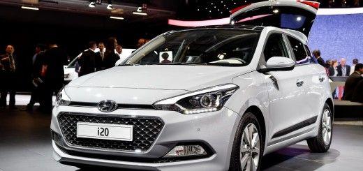Hyundai i20 2016 White