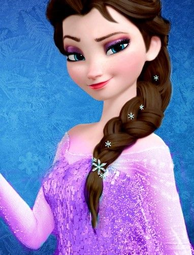 If she were to lose her power like Rapunzel did with her ...