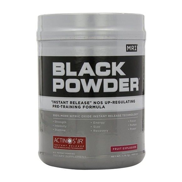 MRI Performance Black Powder 20 Sticks