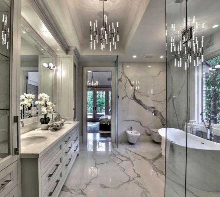 Bathroom Remodel Houzz Bathroom Cabinets And Shelves Bathroom Remodel Architect Next B Modern Master Bathroom Master Bathroom Design Bathroom Interior Design