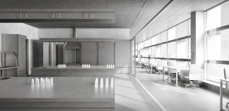 BERREL BERREL KRÄUTLER . Life Science Building . Lausanne (4)